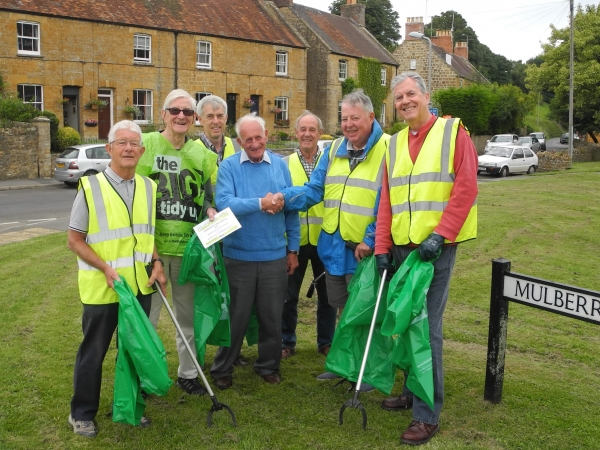 Sherborne Stop the Litter Campaign