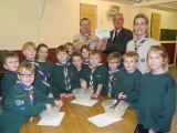 1st Yetminster Scout Group