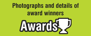 Photographs and details of award winners
