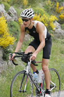 Ben Kenneally - Ironman France Nice